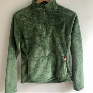 1/4 Zip The North Face Osito Pullover